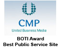 Business on the Internet Award, Best Public Service Site